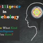 Intelligence in Psychology- Characteristics and Types - Know What Kind of Intelligence Do You Have?